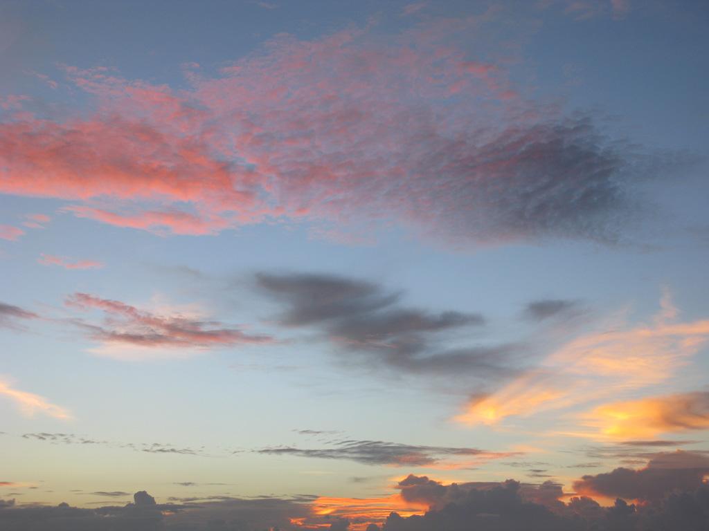 Himmel Farbe