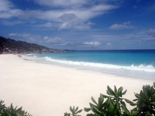 Mein Strand: Petite Anse