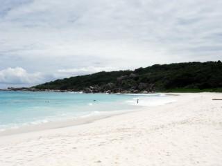 Strand Grand Anse / La Digue / Seychellen