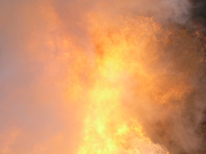 Das Flammen Inferno
